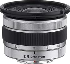 Pentax Officiel 08 Large Zoom Objectif pour Pentax Q Support 22827 F3.7-4 Neuf