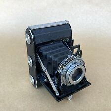 Zeiss Ikon Ikonta 521 Folding Film Camera W/ Anastigmat 75mm 1:4.5 Lens, VINTAGE