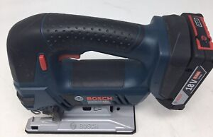 Bosch 18V Compact Cordless Li-Ion Jigsaw JSH180 With Battery ONLY