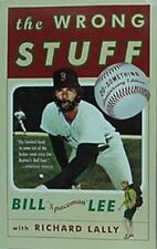 """BILL """"SPACEMAN"""" LEE (BOSTON RED SOX, MONTREAL EXPOS) 2006 BOOK"""
