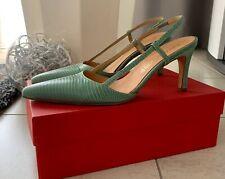 Schuhe von Enrico Antinori Mintgrün, Echt Leder, Neuwertig Gr. 36,5