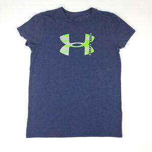 Under Armour Big UA Logo Short Sleeve T-Shirt Adult Womens Size Medium