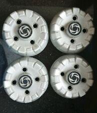 "Classic Mini Clubman wheel trims set of 4 hub caps 10"" wheels"