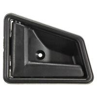 BLACK FRONT LEFT INTERIOR INSIDE DOOR HANDLE FOR 91-98 SUZUKI SIDEKICK NEW