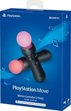 PlayStation Move Motion Controller Two Pack For PS4 NEW