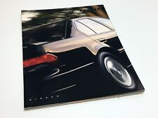 1992 Nissan Maxima Brochure