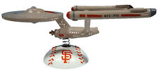 **SF Giants Sga 9/16/2016 Star Trek Star Fleet Command Bobblehead