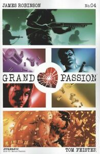 Grand Passion #4A FN 2017 Stock Image