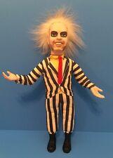 Vintage 1989 Kenner Beetlejuice Talking Pull String Action Figure Doll-Works!