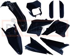 Wr250r/Wr250x Plastics Kit OEM Black Fairings 2008 - 2018 2010 2011 2012 2013