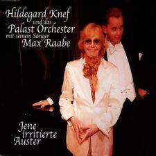 Hildegard Knef Jene irritierte Auster (1995, & Palast Orchester mit .. [Maxi-CD]
