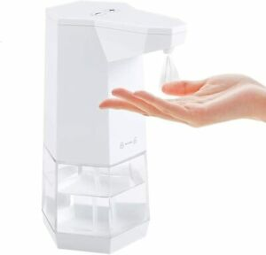 Automatic Soap and Disinfectant Dispenser Infrared Smart Sensor 360mL