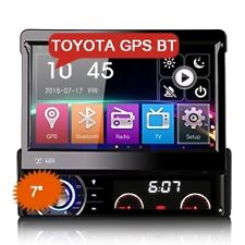 "AUTORADIO Android 7"" GPS 1 DIN HD 3G WIFI USB SD NAVIGATORE GPS MP3Bluetooth"