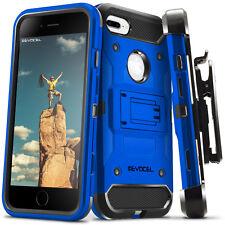 iPhone 7 Plus Case, Evocel Trio Series Premium Tri-Layer Protector w/ Holster