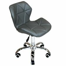 Charles Jacobs Swivel Chair with Chrome Legs