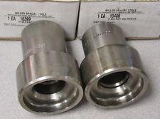 Miller Rear Right & Left Axle Shaft Seal Installer Set 10399 10400 Ram 1500