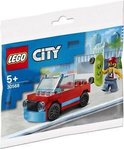 Lego City Skater 30568 Polybag BNIP
