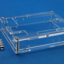 Transparent  Acrylic Cover Shell Enclosure Computer Box For Arduino UNO R3
