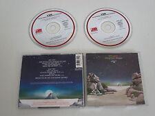 YES/TALES FROM TOPOGRAPHIC OCEANS(ATLANTIC 7567-81325-2) 2XCD ALBUM