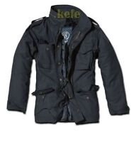 Polyester Zip Military Coats & Jackets for Men