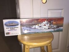 REVELL U.S. COAST GUARD ROGER B TANEY PLASTIC SHIP MODEL KIT NEW SEALED