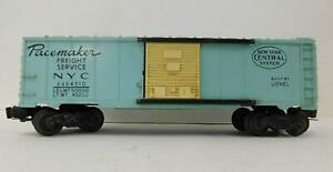LIONEL 6464-510 NYC PACEMAKER BOXCAR (GIRL