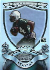 2007 Bowman Sterling Refractors Football Card Pick