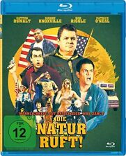 NATURE CALLS - Blu Ray Region ALL - Patton Oswald