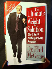 The Ultimate Weight Solution:The 7 Keys to Weight Loss Freedom Dr. Phil HCVR NEW