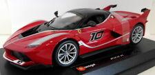 Ferrari FXX K Bburago escala 1/24 18-26301