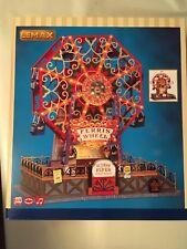 Lemax ~ Victorian Flyer Ferris Wheel Village Carnival Ride