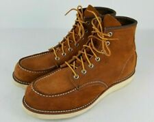 RED WING 4524 Suede Leather Ankle Boots Size US 9 D
