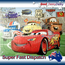 Hot New Disney 40 Pieces Cars Jigsaw Puzzle Best Gifts for Kids - 3#