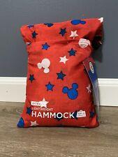 New! Disney Embark Mickey Mouse Lightweight Hammock Nwt