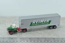 Athearn REIMER Mack B Tractor Trailer 1:87 Scale HO (HO2558)