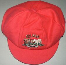 """New listing Cricket Cap - Albion Hat & Cap Co """"Elms Elite"""" #395"""