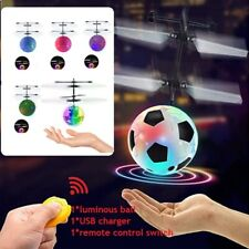 New ListingFloating Infrared Induction Remote Flying Control Kids Toy Led Aircraft Luminou