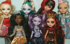 More details for ever after high royal, rebel & re-release dolls  - choose from various