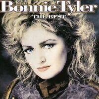 Tyler, Bonnie - Bonnie Tyler: The Best - Tyler, Bonnie CD LLVG The Fast Free