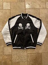 Bape x Mastermind Japan Souvenir Bomber Jacket Black, Size L