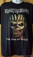 "IRON MAIDEN T-Shirt  ""Book Of Souls"" Official/Licensed  S, M, L, XL, 2XL  NEW"