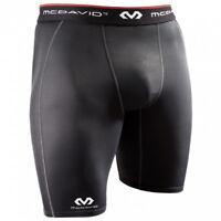 McDavid Compression Short men tights new black grey red 8100-BLK