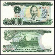 Vietnam 50,000 Dong 1994 P116 UNC X 100 notes