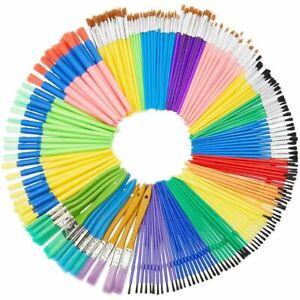 Paint Brush Set (250 Pieces)
