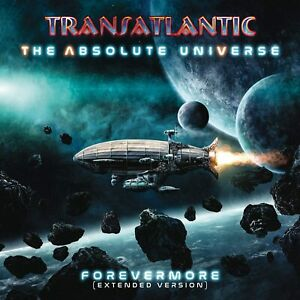 TRANSATLANTIC Absolute Universe - Forevermore Extended Version 2CD NEW + SEALED