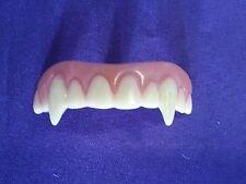 Billy Bob Vampire Fangs, Teeth - With Free Blood.
