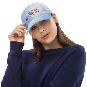 LAKE LIFE Tie dye hat