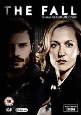 The Fall Complete Series 1 DVD All Episode First Season Original UK Release R2