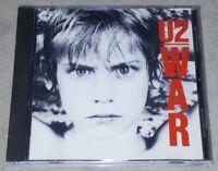 War by U2 (CD, 1983, Island) West Germany