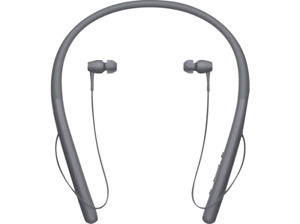 Auriculares inalámbricos - Sony h.ear WIH700, Bluetooth, Hi-Res, Negro
